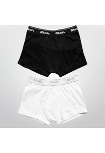 05b219fb096 Kit Cueca Boxer Mash 2 Peças Infantil - Masculino