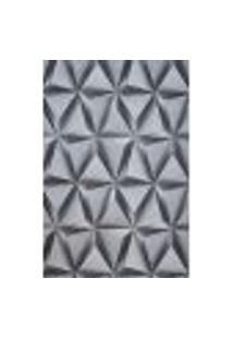 Papel De Parede Vinilico Lavavel Texturizado 3D Preto