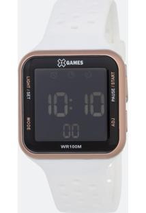 Relógio Feminino Xgames Xgppd094-Pxbx Digital