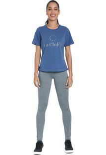 T-Shirt La Clofit Basic Azul
