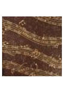 Papel De Parede Vinílico Bright Wall 674002 Com Estampa Contendo Geométrico, Moderno, Musical