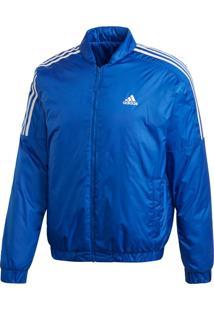 Jaqueta Adidas Ess Ins Bo Jkt Azul