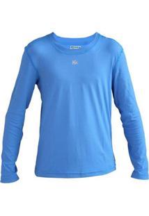 06f815b08a Camisa Termica Infantil Kanxa Proteção Uv50+ - Masculino