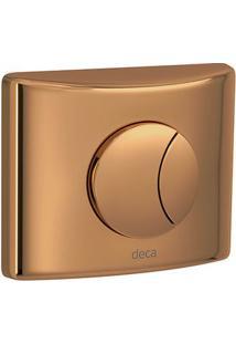 """Acabamento De Válvula Hydra Duo Red Gold Com Kit Conversor 1 E 1/4"""" - 4916.Gl.114.Duo.Rd - Deca - Deca"""