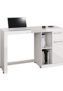 Mesa Computador Office Doris Branca Edn Móveis