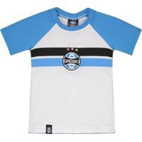 b22d278a83 Camiseta Grêmio Escudo Infantil - Masculino