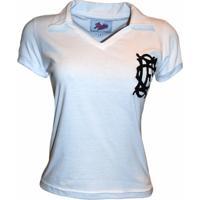 f694e96417 Camisa Liga Retrô Corinthian Inglês 1910 - Feminino
