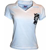 ee266b9e68352 Camisa Liga Retrô Corinthian Inglês 1910 - Feminino