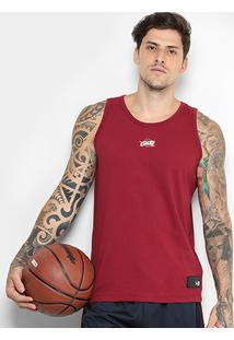 adbaa630d Regata New Era Nba Cleveland Cavaliers Camu And Color Masculina - Masculino -Vermelho