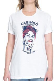 Carimbó Chamegado - Camiseta Basicona Unissex