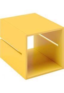 Nicho Modular De Encaixe Dominox Belmax Amarelo