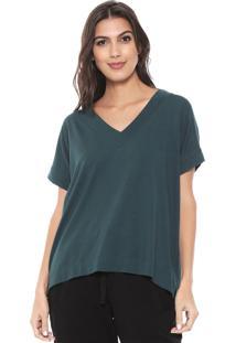 Camiseta Liz Easywear Verde