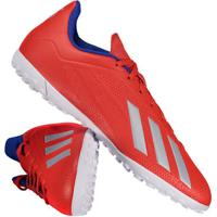 df2d870a54ac6 Chuteira Esportiva Adidas Cinza   Shoes4you