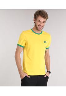f6391afd8769f Camiseta Masculina Esportiva Ace Brasil