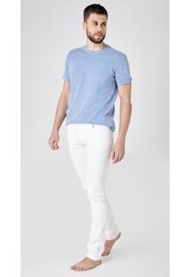 Calça Jeans Express White Branco
