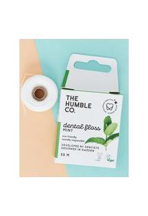 Amaro Feminino The Humble Fio Dental Orgânico - 50M, Fresh Mint