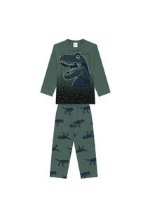 Pijama Infantil Menino Kyly Verde