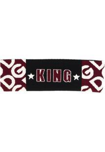 Dolce & Gabbana Acessório De Cabelo King - Vermelho