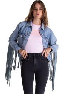 Jaqueta Jeans Levis Trucker Ex Boyfriend - S