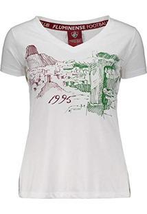 Camisetas Esportivas Fluminense Manga Curta  c0f30fdd45674