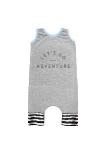 Pijama Regata Comfy Adventure