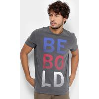 Zattini. Camiseta Calvin Klein Tinturada Estampada Masculina ... da7ef61b5c