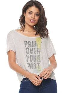 Camiseta Forum Panit Off-White
