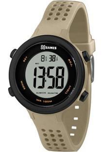 Relógio Digital Quartz Xkppd070Bxex- Preto & Verde Militorient