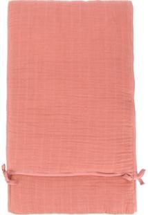 Moumout Cobertor Infantil - Rosa