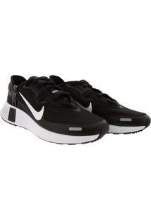 Tênis Nike Reposto Casual Masculino Preto Preto