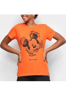 Camiseta Colcci Disney Mickey 034.57.00281 0345700281