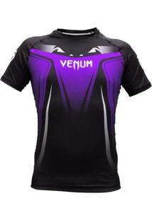 Camiseta Rash Guard Venum No Gi 3.0 Masculina - Masculino