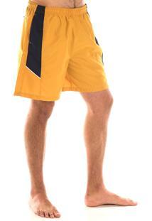 Short Konciny Tactel Amarelo