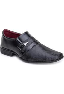 Sapato Social Em Sintetico Snapshoes Masculino - Masculino