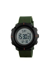 Relógio Skmei Digital -1215- Verde