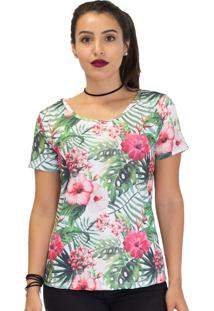 Camiseta Mary Lemon Floral