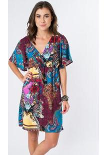 Vestido Vinho Mercatto