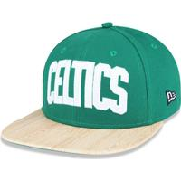 Boné 950 Original Fit Boston Celtics Nba Aba Reta Snapback New Era -  Masculino-Verde 4e10ba8ad02