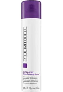 Spray Modelador Paul Mitchell Extra-Body Firm Finishing 315Ml - Feminino