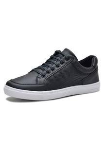 Tênis Casual Ec Shoes Preto