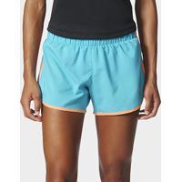 c4744e930 Short Adidas M10 Feminino - Feminino-Azul+Laranja