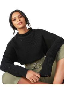 Suéter Manga Bufante
