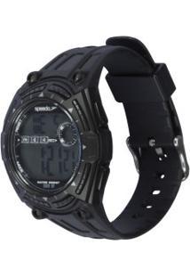 Relógio Digital Speedo Esportivo 80647G0 - Unissex - Preto