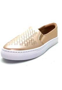 Slipper Slip On Confort Rosê Dani K