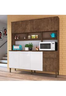 Cozinha Compacta Maite I 8 Pt 1 Gv Demolição E Branca