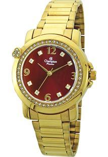 Relógio Analógico Champion Ch24535I Feminino - Feminino