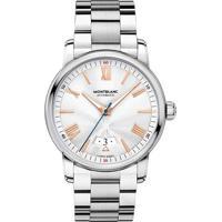 798a656c90f Relógio Montblanc Masculino Aço - 114852
