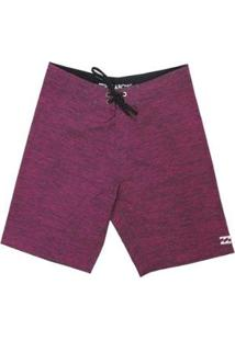 Bermuda Billabong All Day Wine Masculina - Masculino