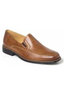 Sapato Social Masculino Side Gore Polo State - Masculino