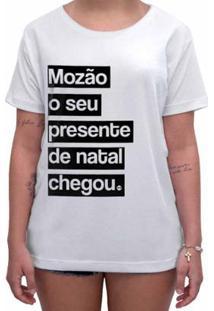 Camiseta Impermanence Estampada Mozão Feminina - Feminino
